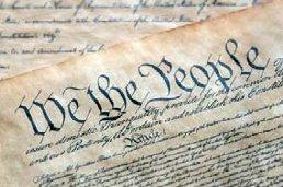 den amerikanske forfatning