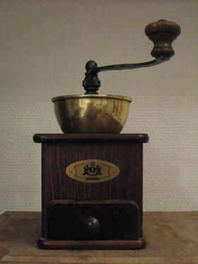 Moderigtigt Opgave 1 Kaffemøller Til to krus kaffe bruges ca. 20g malede OR55